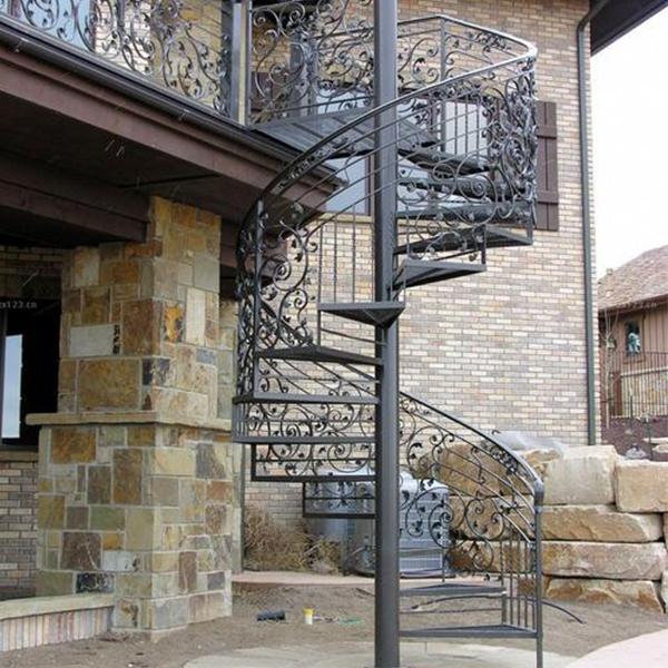 室外防滑楼梯批发商