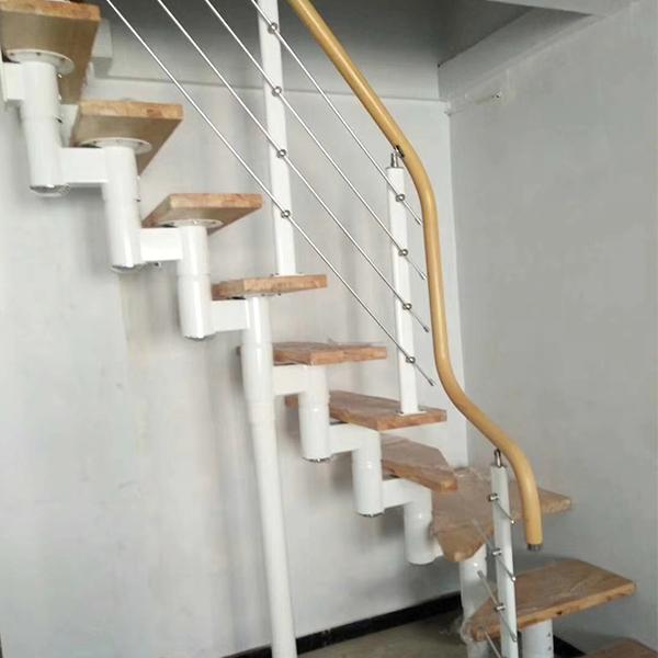 简约缩颈楼梯
