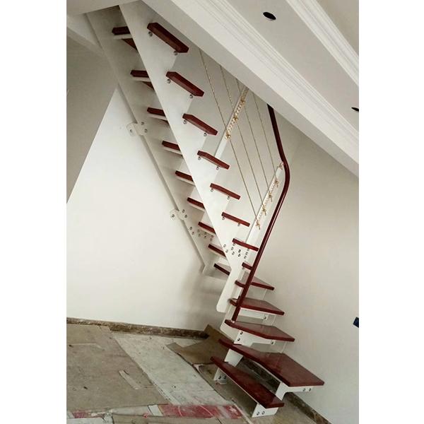 简易双梁楼梯