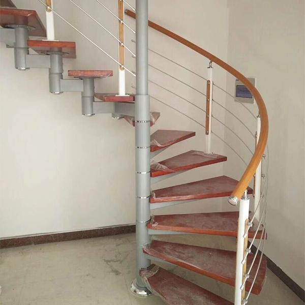 脊索卷板楼梯
