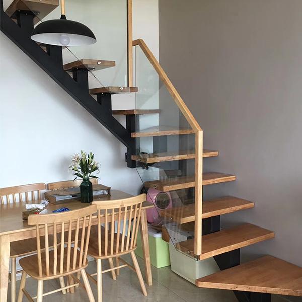 安装钢木楼梯的步骤有什么?