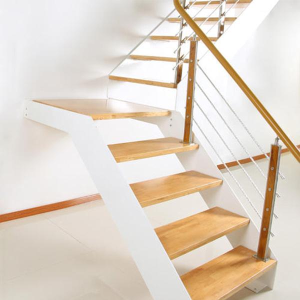 怎样正确选择优质的钢木楼梯?